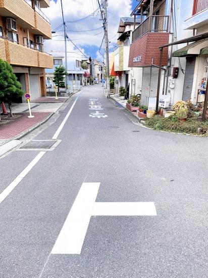 3面鏡洗面化粧台です。(分譲済施工例)